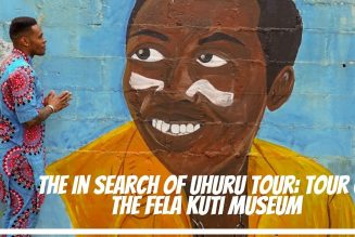 The In Search Of Uhuru Tour: Tour of the Fela Kuti Museum (Kalakuta)