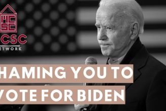 The NUMBER ONE Lie Democrats Will Use To Shame You Into Voting For Joe Biden