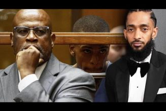 Tough Guy Chris Darden Quits Representing Nipsey Hussle Killer Eric Holder After Death Threats