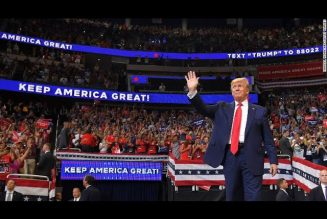 Trump's Re-Election Kick-off Crowd Size Should Scare The Hell Out Of Every Leftist In The Country