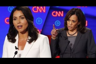 Tulsi Gabbard Bullies, Wrecks, Exposes Defenseless Kamala Harris