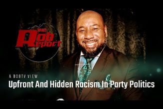 Upfront And Hidden Racism In Current Political Parties