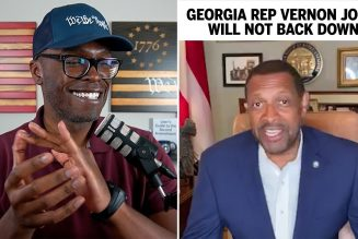 Vernon Jones REFUSES To Back Down, Will Finish His Term!
