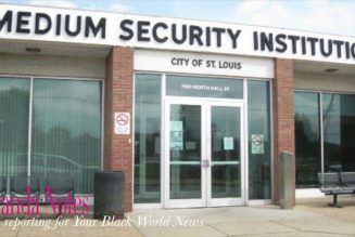 Why do temperatures exceed 100 degrees in a St. Louis medium security Jail???