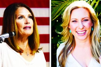 Why Michele Bachmann Suddenly Cares About Police Shootings