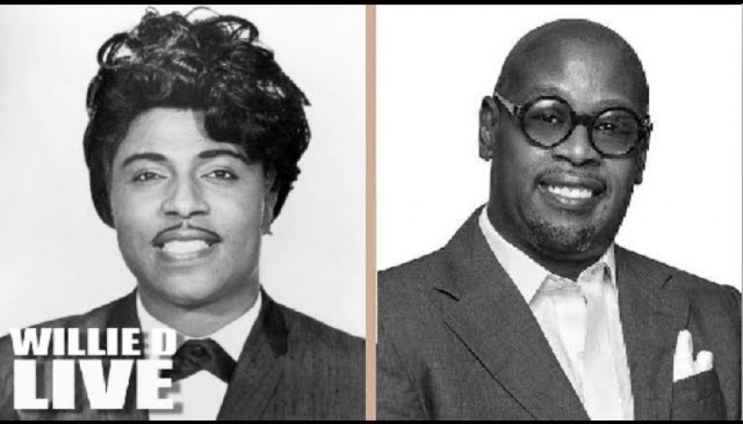 After Music Pioneers Little Richard and Andre Harrell Pass Away Fans Wonder Who's Next