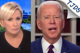 Biden Confronted & Exposed On Morning Joe