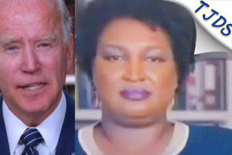 Biden Inexplicably Humiliates Stacy Abrams On Live TV