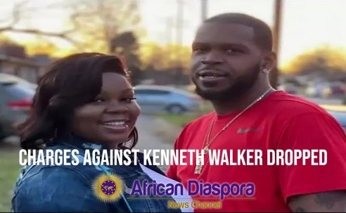 Charges Were Dropped Against Breonna Taylor's Boyfriend Kenneth Walker After Public Pressure