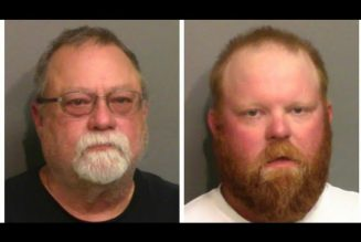 Father & Son racist team finally arrested