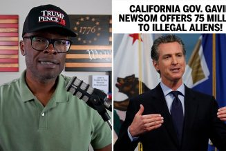 California Offers 75 MILLION To Illegal Aliens For Virus Relief!