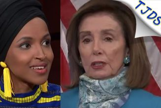 Ilhan Omar ALMOST Calls Out Pelosi Over Stimulus Screwing