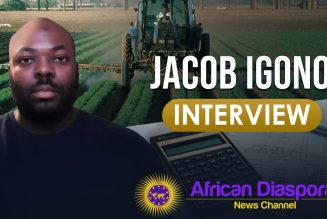 Jacob Igono Speaks On Being Locked Down In France, Tax Liens & Farming In Africa