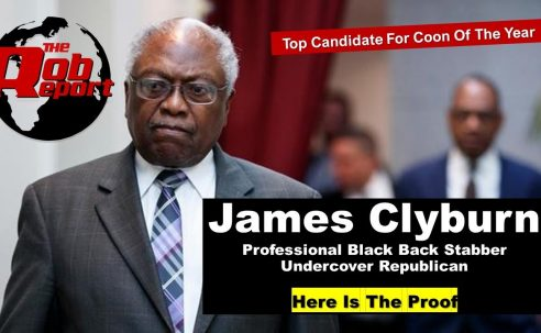 James Clyburn Professional Black Back Stabber/ Undercover Republican