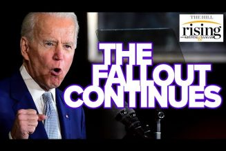 Krystal and Saagar: FALLOUT GROWS from Biden's 'you ain't black' moment, Diddy, Charlamagne weigh in