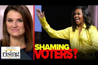 Krystal Ball: Michelle Obama's voter shaming is everything wrong with Dem establishment