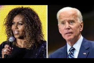 Michelle Obama Crys And Voter Shames. | Just Shut The Hell Up!