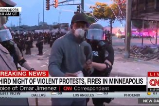 Minnesota State Police Arrest CNN Journalist Live on TV As He Reported on George Floyd Protests