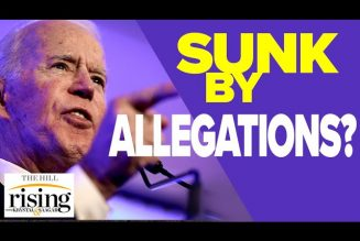 SHOCK POLL: One-quarter of Dems are DONE with Biden after Tara Reade allegations