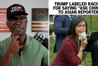 "Trump Labeled ""Racist"" For Saying ""Ask China"" To Asian Reporter"