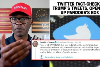 Twitter Opens Up Pandora's Box By Fact-Checking TRUMP!