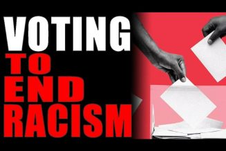 5-16-2020: Voting To End Racism