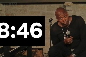 8:46 – Dave Chappelle
