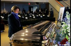Amy Klobuchar Has Some F***ing Nerve Attending George Floyd's Funeral! She Is Literally The Problem