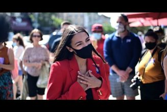 AOC Win Big I Asked Her About Reparations And She Started Tap Dancing