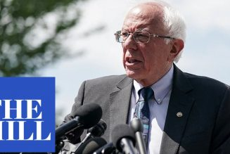 """Bernie Sanders slams Republicans on inaction: """"They're twiddling their thumbs"""""""
