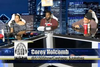 "Breaking News Edition of The Corey Holcomb 5150 Show w/ Darlene ""OG"" Ortiz & Kraig Smith"