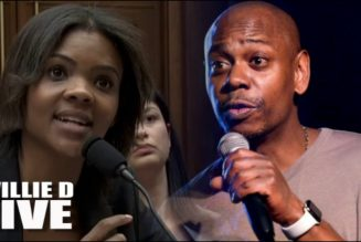 """Dave Chappelle Speaks On George Floyd & FLAMES Coondace Owens In New """"8:46"""" Comedy Special"""