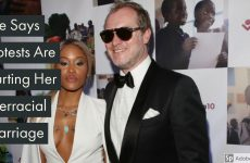 Eve Says Protests Are Hurting Her Interracial Marriage #BLM