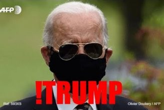 Ghastly Poll For Joe Biden.Everything Wrong With The Democratic Party In One Poll