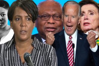 If ATLANTA is WAKANDA, We're In Serious TROUBLE! Keisha Lance Bottoms & Joe Biden ARE THE PROBLEM!