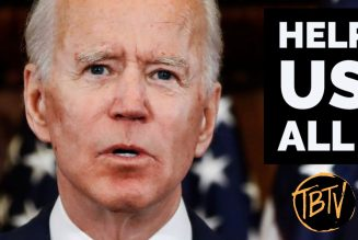 Joe Biden Speaks About George Floyd Protests | Tim Black