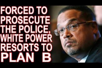 Keith Ellison Is Handed The Floyd Murder Case. That's Not Good.