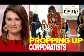 Krystal Ball BLASTS Dems, Black Caucus for propping up white corporatists