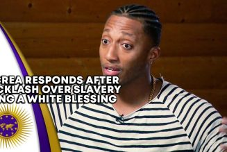"Lecrae Responds To Backlash Over Preacher Calling Slavery A ""White Blessing"""