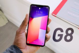 LG G8 Impressions: Can't Touch This!