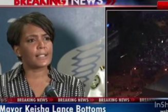 Mayor of Atlanta Keisha Lance Bottoms lashes out at black protestors #ADOS