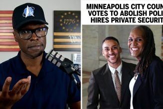Minneapolis City Council ABOLISHES Police, Gets Private Security!