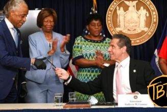 New York Governor Cuomo Signs Shady Police Reform Bill | Tim Black