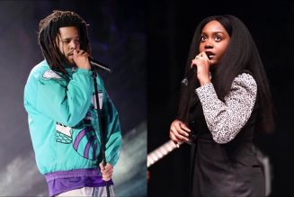 "NONAME APOLOGIZES FOR DISSING J. COLE:""I'M NOT PROUD OF MYSELF"""
