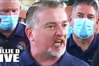 NY Police Union Head ANGRILY Accuses Media of Treating Officers Like 'Animals and Thugs'