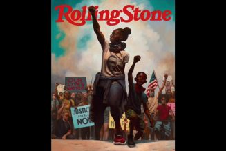 Rolling Stone Magazine Emasculates Black Men In BLM Protest Cover