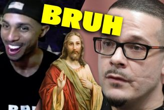 Shaun King and WHITE Jesus