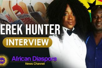 Terek Hunter Speaks On Leaving America To Create Business In African Nations