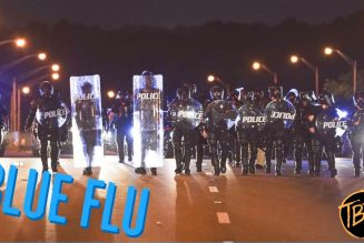 """The Atlanta Police Department plays sick with the """"Blue Flu"""" 