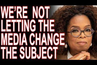 The Media Wants Us To Stop Talking About The Police -We Won't!